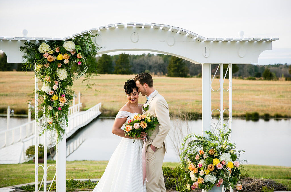 4 Easy Charlotte Outdoor Wedding Planning Tips
